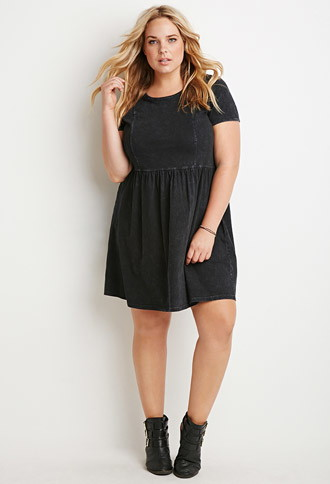 Plus Size Dresses Like Forever 21 - Holiday Dresses