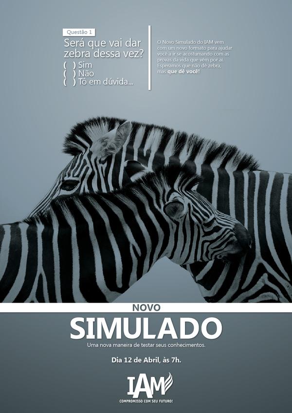 Vai dar Zebra?