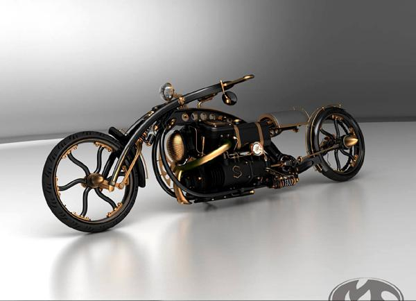 Creative Chopper Concepts from Solif