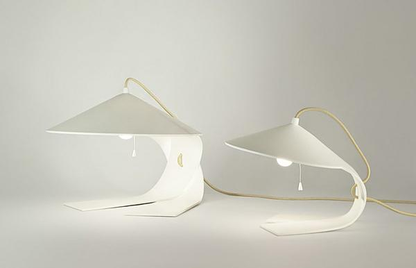Beautiful Desk Lamp from Federico Churba