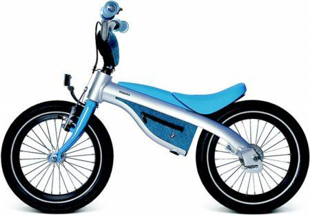 Like-A-BMW: BMW KidsBike Has Pedals, Too - Daddy Types