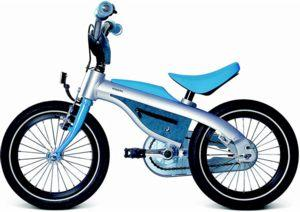 Like-A-BMW: BMW KidsBike Has Pedals, Too - Daddy Types