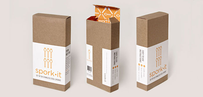 Student Spotlight: Cook It KitchenGadgets - TheDieline.com - Package Design Blog