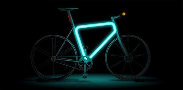Urban Bike Design Concept Designed By Teague | DZine Trip