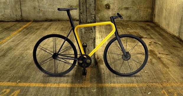 Urban Bike Design Concept Designed By Teague | DZine Trip