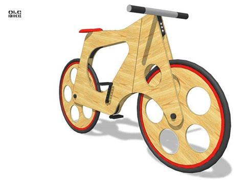 OLC Bike Designed by Australian Architect Andrew Maynard | DZine Trip