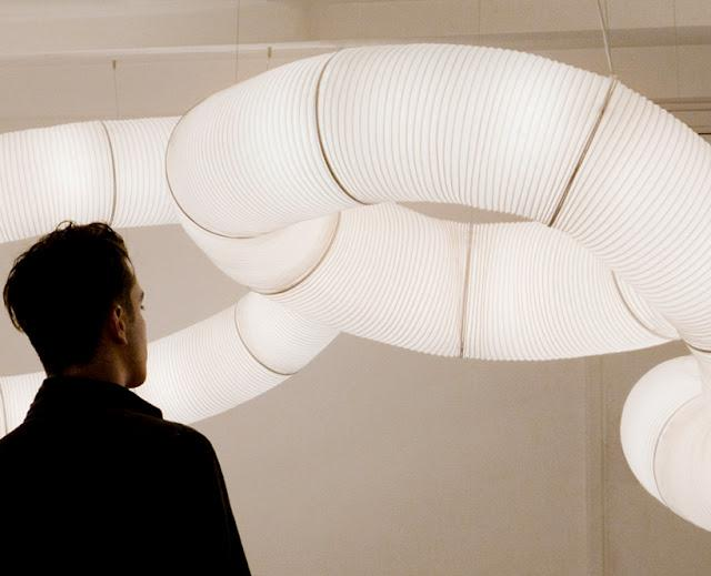 Tekio Japanese Paper Lamp By Anthony Dickens | DZine Trip