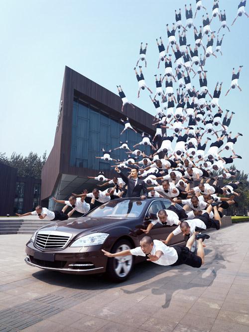 Amazing Photography Works by Li Wei | DZine Trip