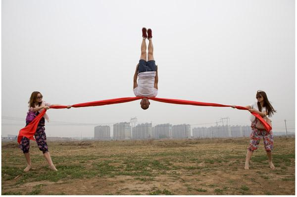 Amazing Photography Works by Li Wei | DZine Trip