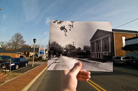 Looking into the Past: Creative Images by Jason Epowell | DZine Trip