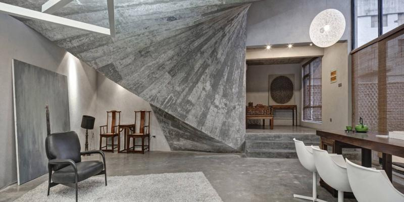 Looks like good Tea House by Archi-Union Architects