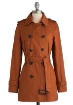 Haute-umn Leaves Coat | Mod Retro Vintage Coats | ModCloth.com