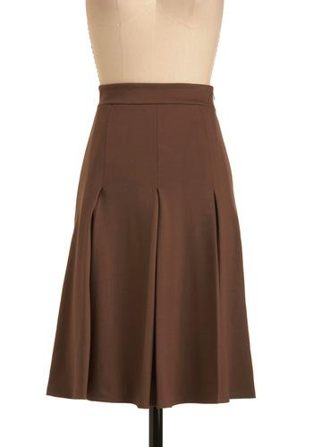 Fashionable Fundraiser Skirt | Mod Retro Vintage Skirts | ModCloth.com