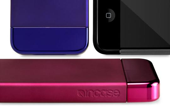 Incase Monochrome Slider Case for iPhone 4 | Highsnobiety.com