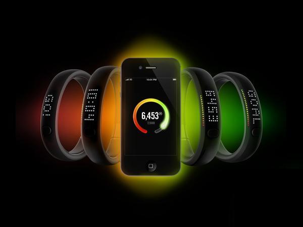 Nike+ FuelBand launch