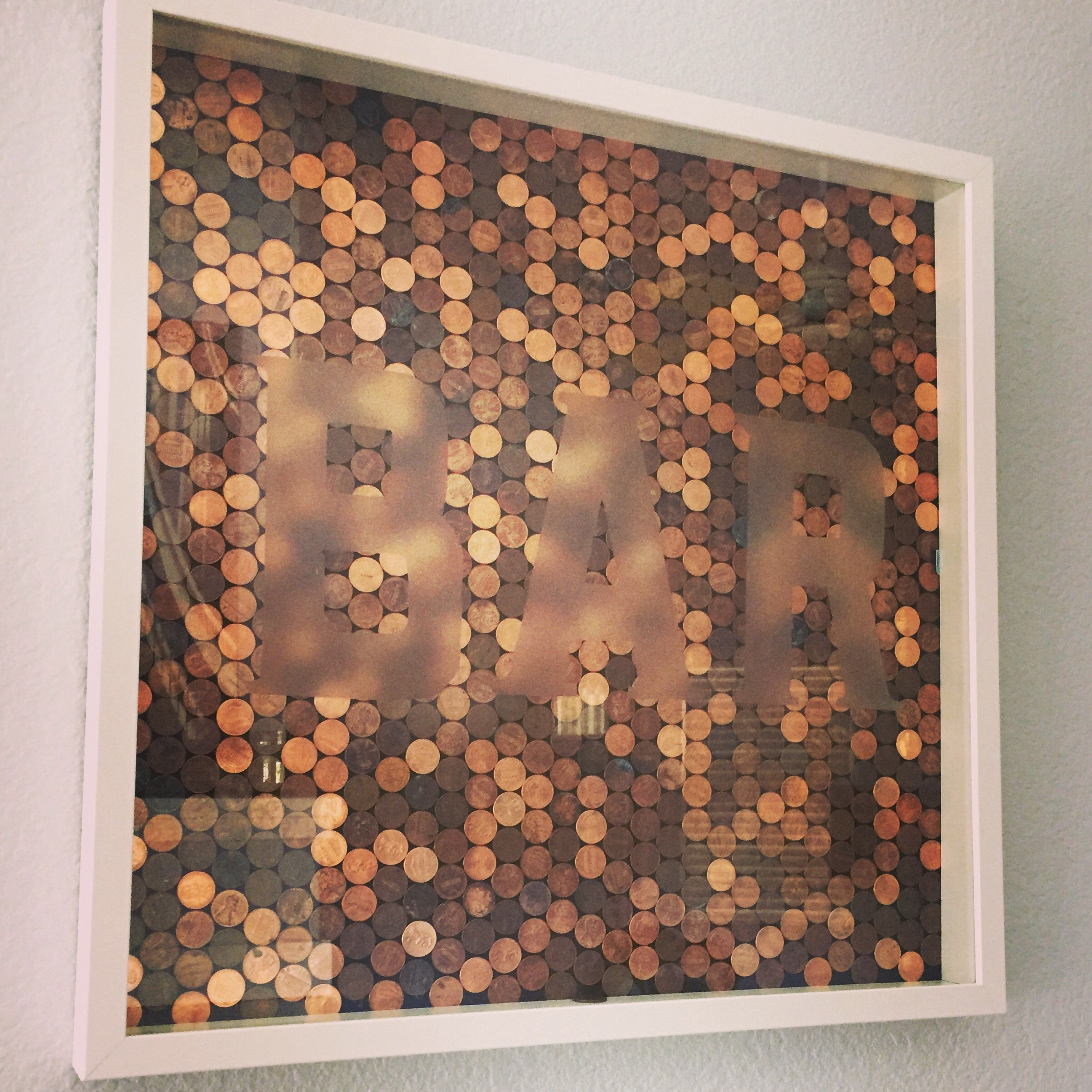 Etched Bar Wall Decor - Darby Smart