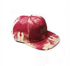 Akomplice A.O.C. Baseball Hat Peach/ Maroon