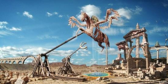 30+ Amazing Series Of Digital Surreal Photorealism | Lava360