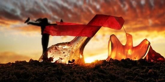 30+ Amazing Series Of Digital Surreal Photorealism   Lava360