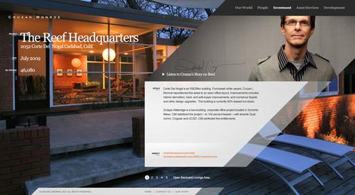 Cruzan | Monroe on Web Design Served