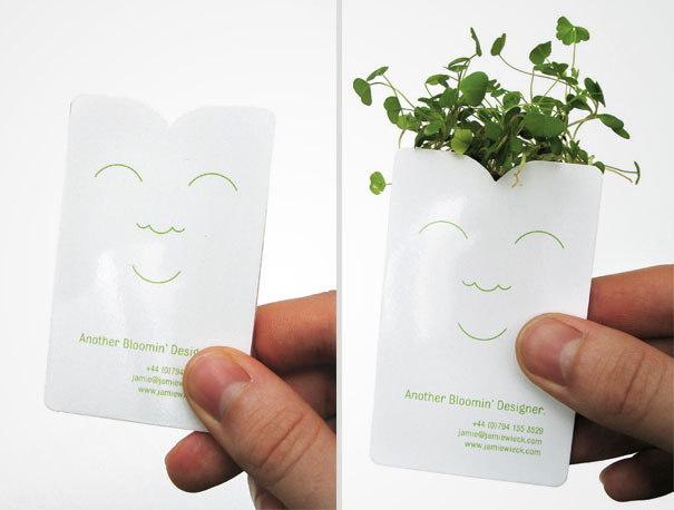 Top 40 Best Business Cards Ever Created | inspirationfeed.com