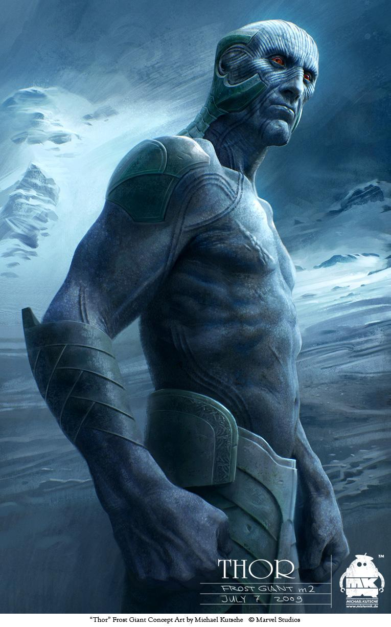 Michael Kutsche - Character Design/ Concept Art/ Illlustration - Thor - frost_giant_concept1_by_michael_kutsche.jpg