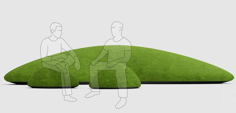 TIFF award 2012: koh seating system by eyal soodai