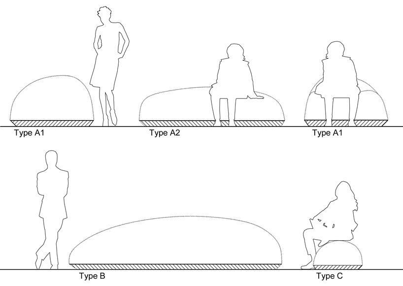 TIFF award 2012: koh seating system by eyal soodai