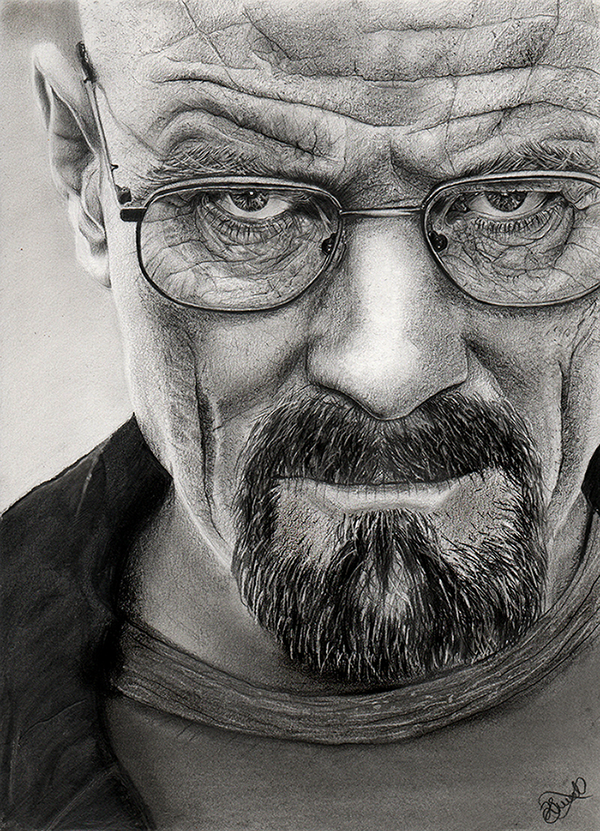 Breaking Bad Walter White by ThatArtistChick on Inspirationde