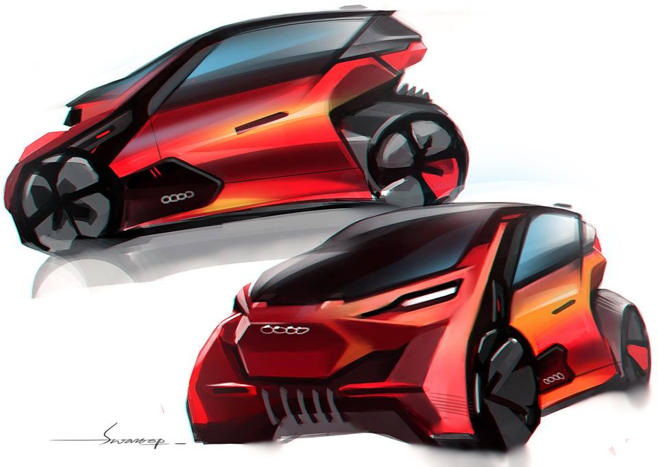 car design The design of a new automobile is often a mystery to those outside of the industry here, the 3-year process is broken down and revealed.