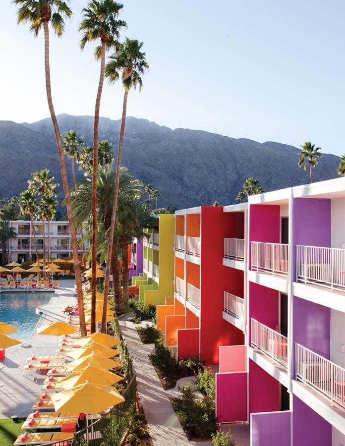 The Saguaro Palm Springs - Our Story