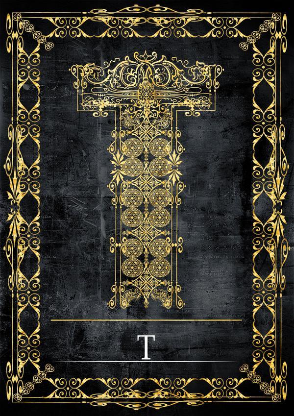GOLDSUN TYPE by Daniel Reuber | InspireFirst