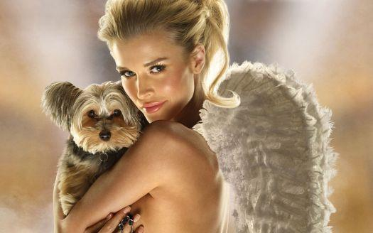 Joanna Krupa - Victoria Secret Angel Wallpaper | Magicwallpapers.net