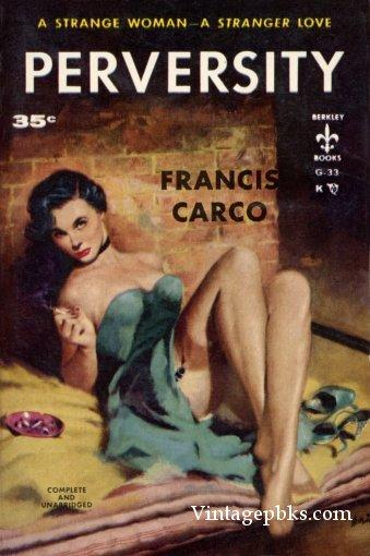 Berkley Paperback Covers