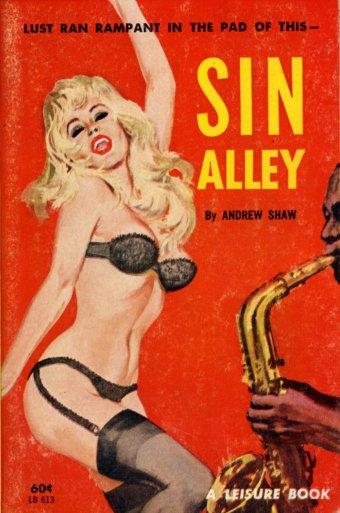 Sleaze Paperback Covers