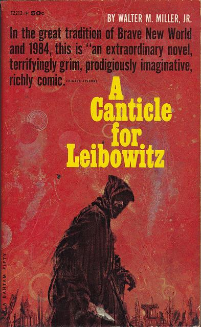 Walter M Miller Jr - A Canticle For Leibowitz (Bantam F2212) | Flickr - Photo Sharing!