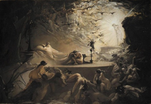 The Ancient Serpent - sakrogoat: Luis Ricardo Falero