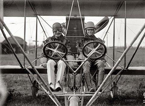 Fasten Your Seatbelts: 1912 | Shorpy :: History in HD