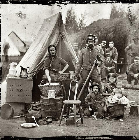 The Comforts of Home: 1861 | Shorpy :: History in HD