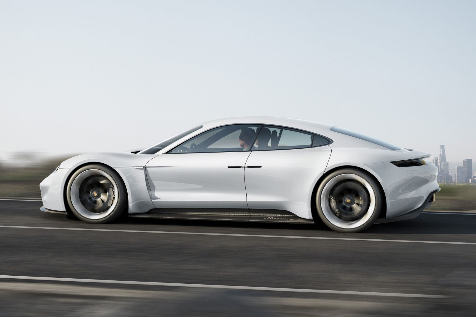 Porsche Mission E: The Tesla-Killer Porsche Has To Build