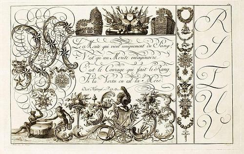 BibliOdyssey: Ornamental Typography