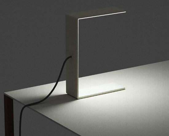 Simplicity / A4 Lamp by Hundredstenunits #Lamp #Hundredstenunits