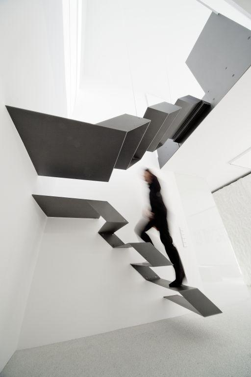 Simplicity / Office Loft 27 by Schlosser & Partner: Surreal.