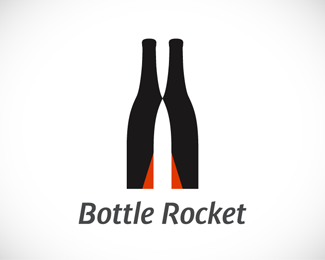 Bottle Rocket by michaelspitz