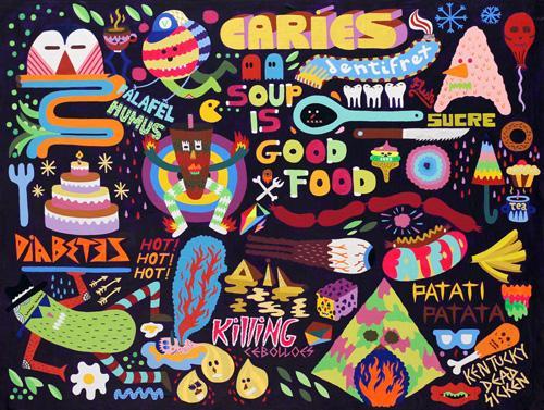 Résultats Google Recherche d'images correspondant à http://www.graffitiartmagazine.com/public/2011/avril/7-habitos-alimenticios.jpeg