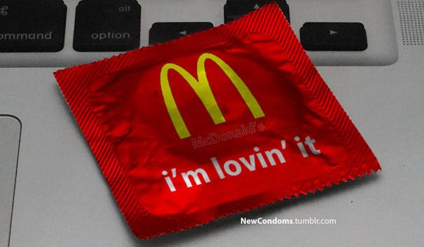 DESIGN FETISH: Famous Slogans on Condoms