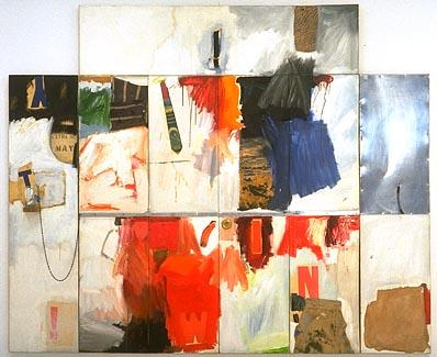 ArtsNet Minnesota: What is Art?: Robert Rauschenberg