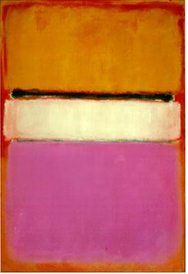 NGA | Mark Rothko | Classic Paintings 2a