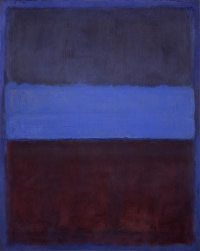 Dollar Store Crafts » Blog Archive » Make a DIY Mark Rothko-Inspired Painting