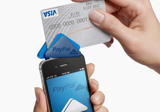 PayPal Here, Credit Card Payment System Unveiled » Geeky Gadgets